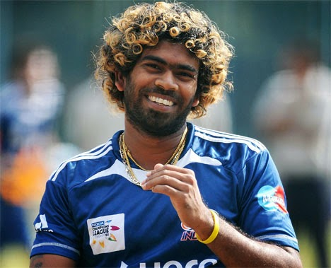 Image result for lasith malinga laughing