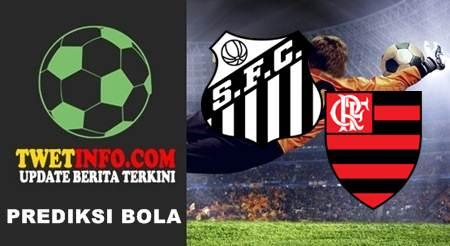 Prediksi Santos vs Flamengo