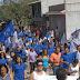 ELEIÇÕES 2012: Paulo Lobo e Chumbinho realizam grande caminhada e mencionam projetos