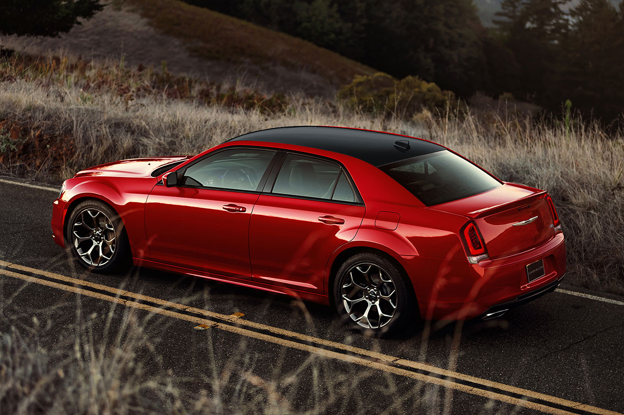 Chrysler 300 top