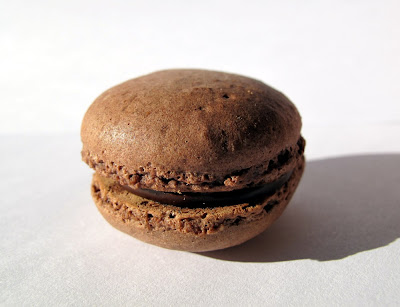 Les meilleurs macarons au chocolat de Paris - Sucrcacao