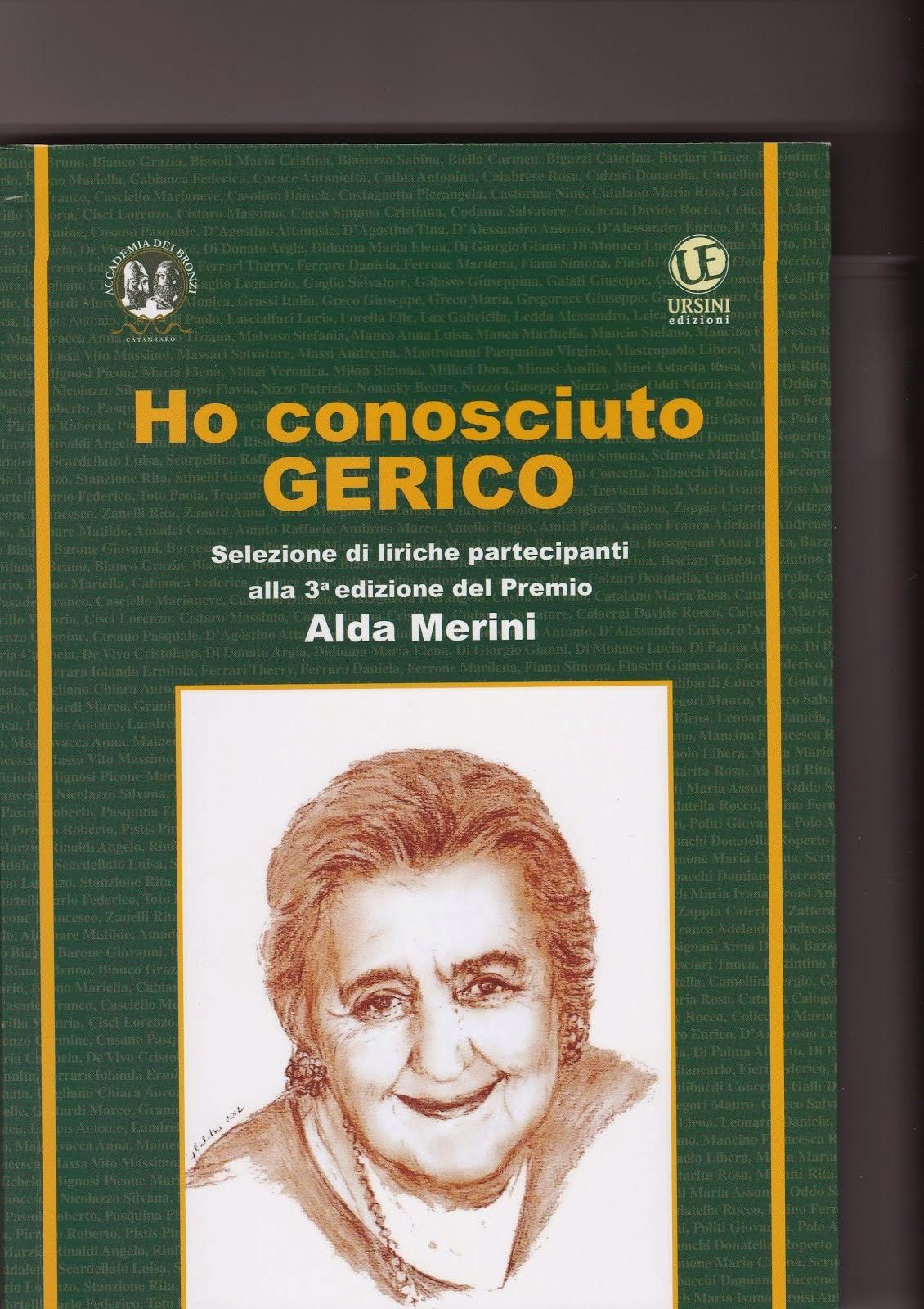 Dedicato a Alda Merini - 3° Edizione Premio di Poesia