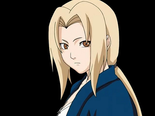Naruto Lady Tsunade Young High Quality Wallpaper 500 X 375