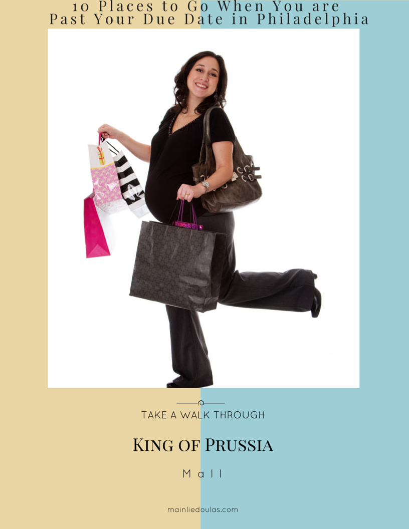 take a walk through king of prussia mall