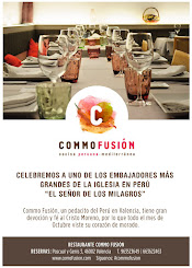 Restaurante Commo Fusión