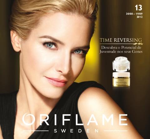 Catálogo 13 de 2012 da Oriflame