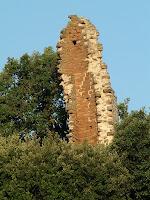 Restes de la torre del Castell del Brull
