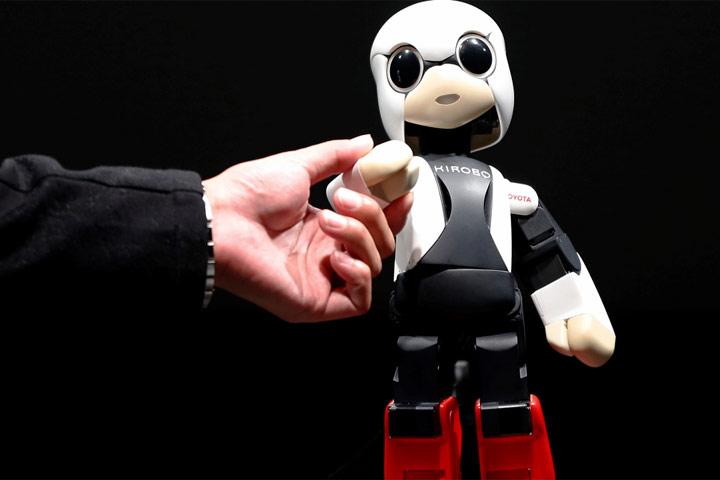 Robot Humanoid 2013 Robot Humanoide Japonés