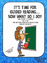 Help! It's Time for Guided Reading!