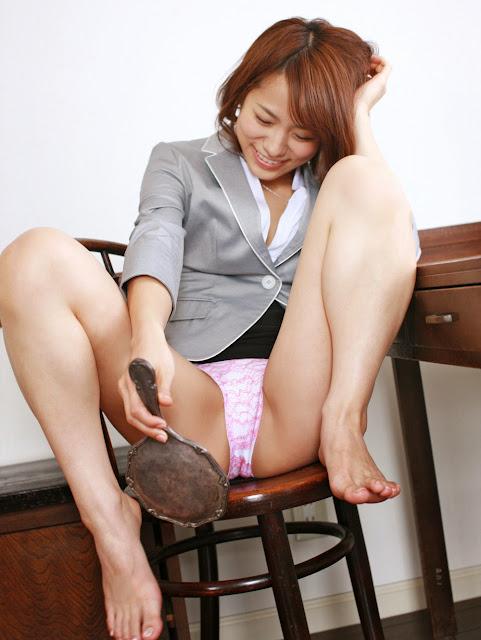 Misato Kashiwagi dâm nữ nhật bản 2015 7