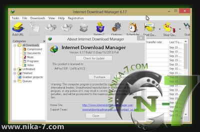 Internet Download Manager 6.17 Build 10 Gratis Full Version