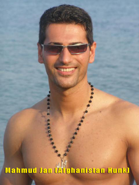 Hot naked iranian men