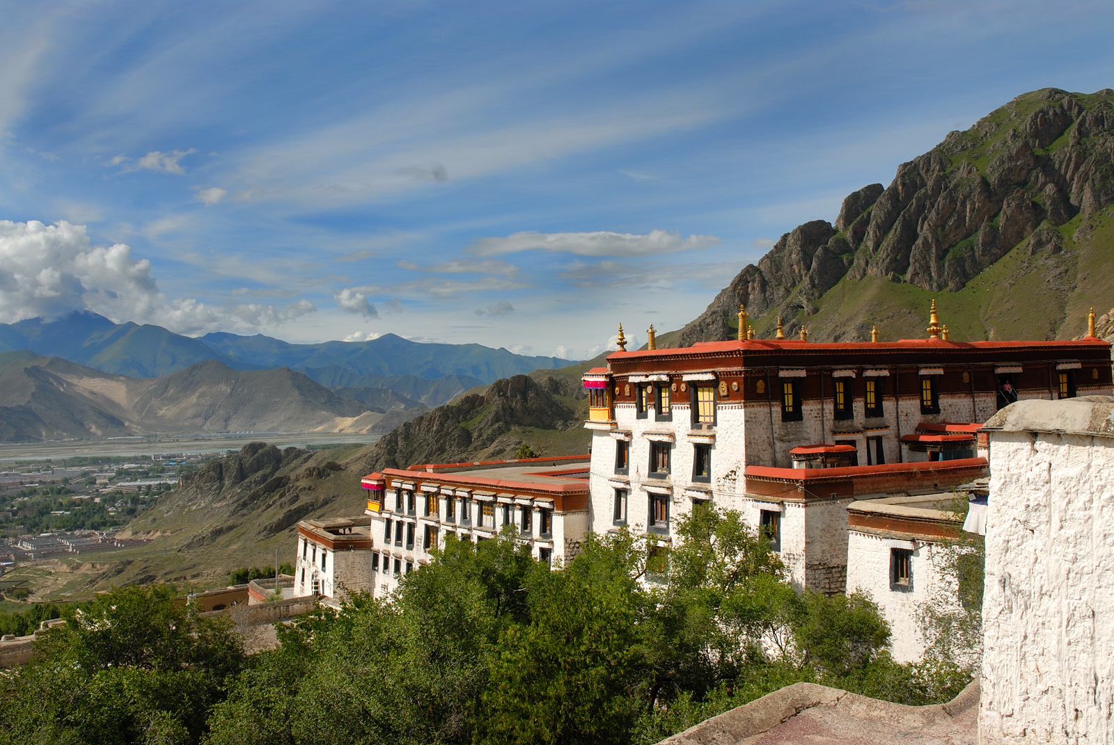 Lhasa China  City new picture : ... Lhasa ལྷ་ས, 拉萨 . A voyage to Lhasa, Tibet, China, Asia