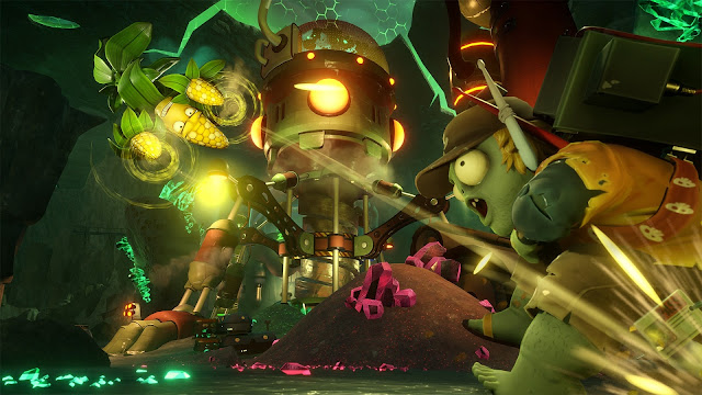 Download Plants vs Zombies Garden Warfare 2 Kickass Torrent File