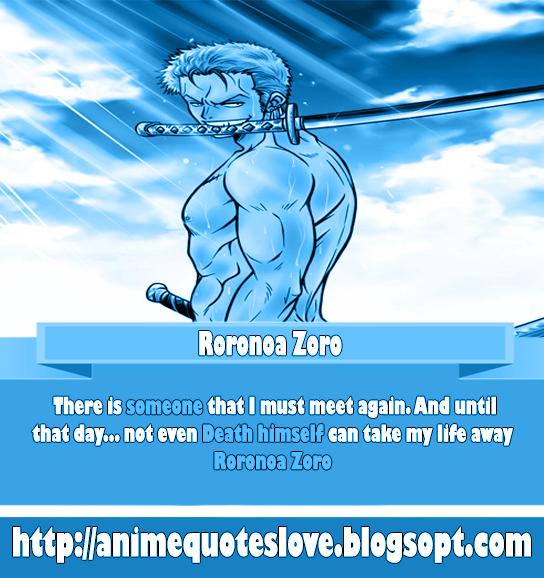 Zoro quotes