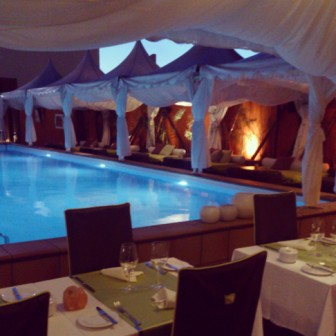 Terraza Gorbea, Hotel Gloria Palace San Agustin