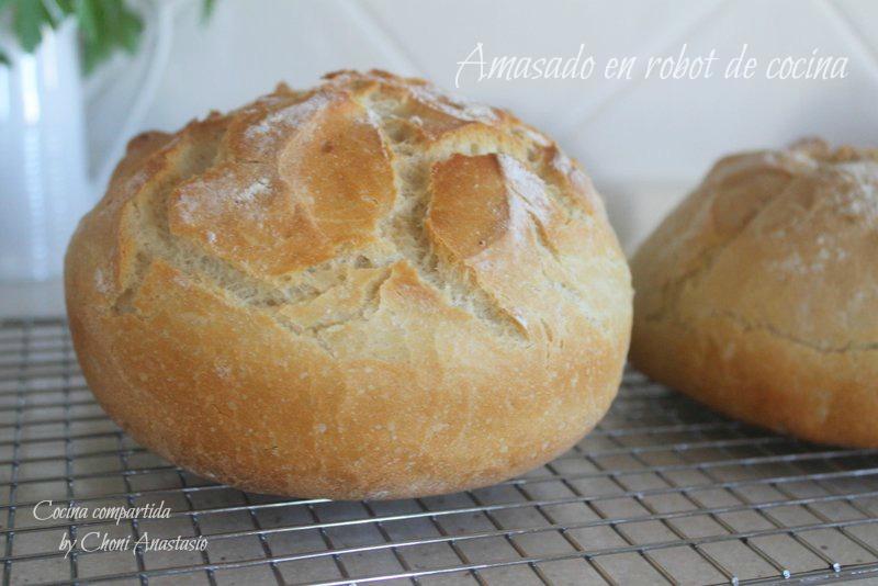 Cocina compartida diferentes t cnicas para el amasado del pan for Robot de cocina para amasar