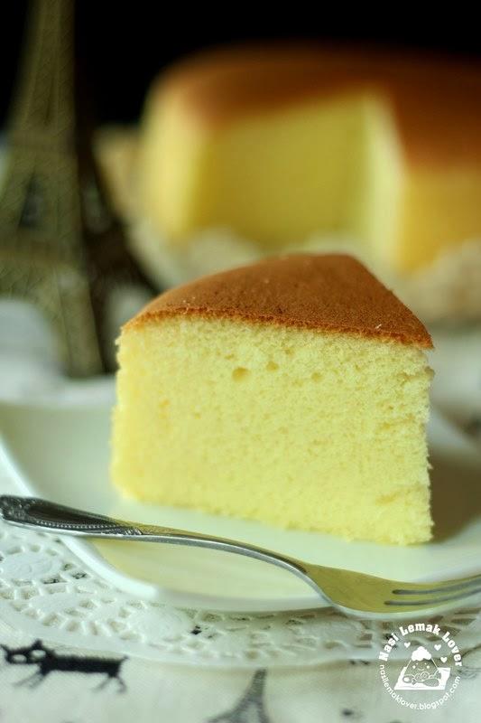 Golden Sponge Cake Sonia