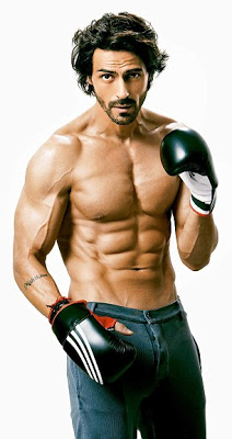 arjun rampal workout body diet   top ten indian bodybuilders