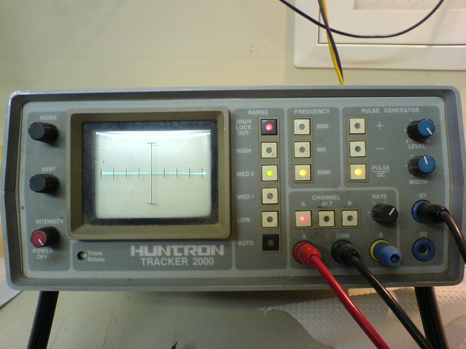 Elektrotechniker Components Blog Oscilloscope Testing Module Huntron Circuit Tracker Body Schwierigkeiten Von Elektronischen Bauteilen So Etwas Wie Oszilloskop