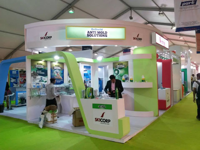Exhibition Stall Hire : Exhibition stall designing services in delhi significant