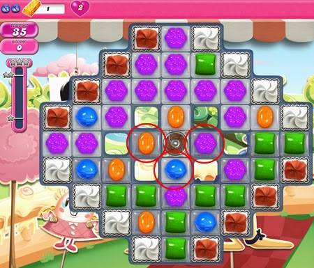 Candy Crush Saga 874