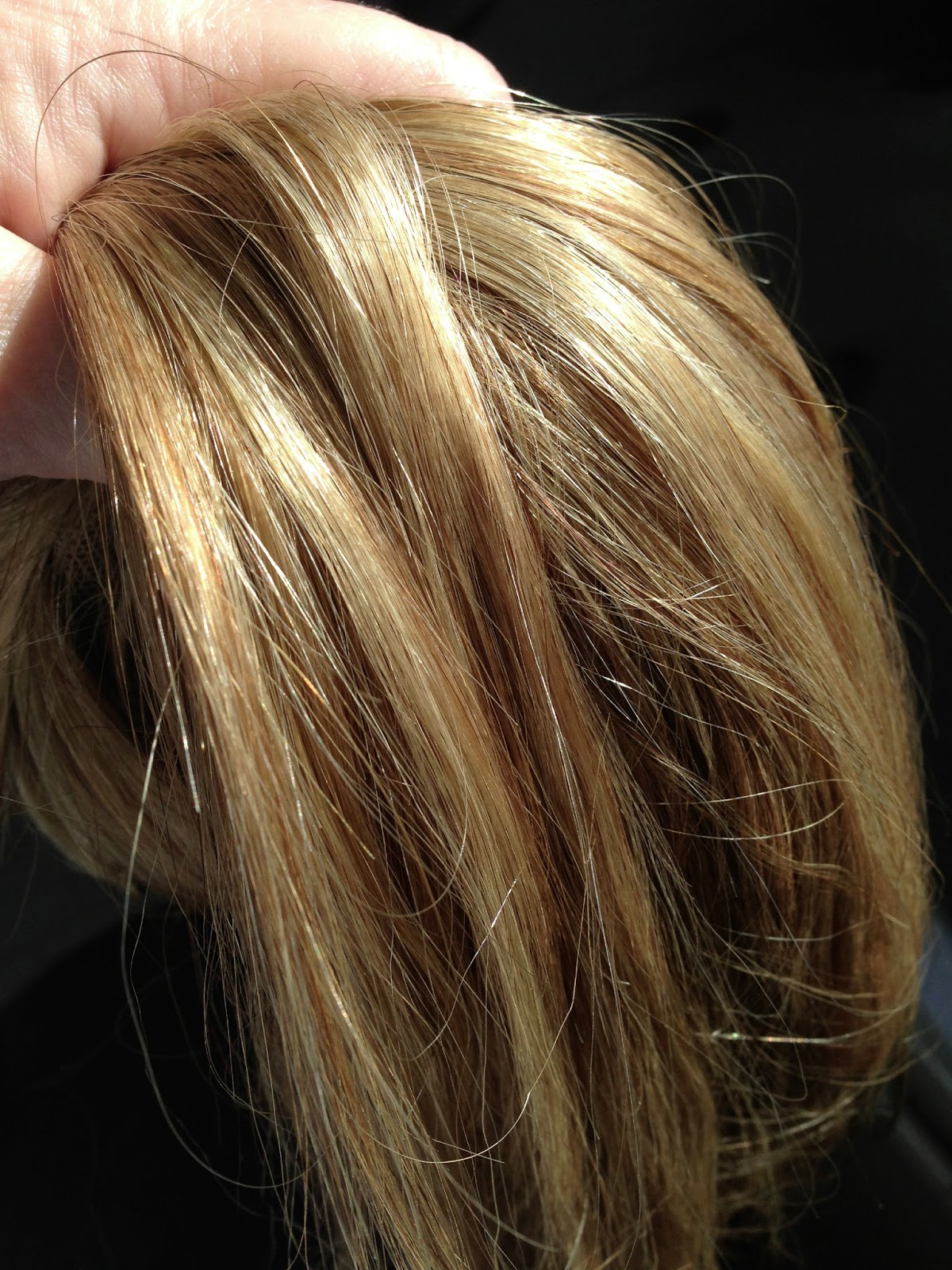 Lb Clip In Extensions Review By Karen From Cancerhairspot