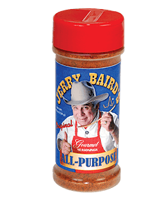Jerry Baird's Award Winning Seasoning