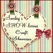 Sunday SHOW-licious Craft Showcase