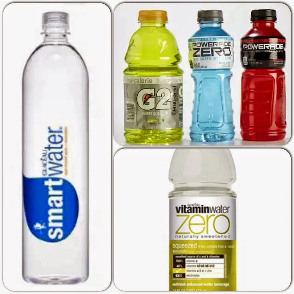 what are the different types of sports drinks
