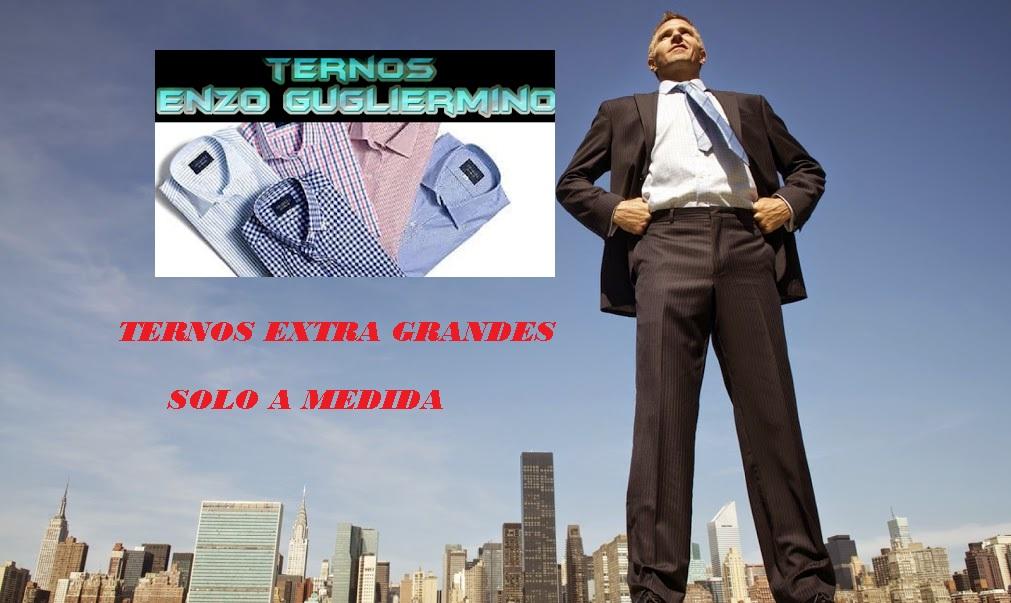 TERNOS EXTRA GRANDES