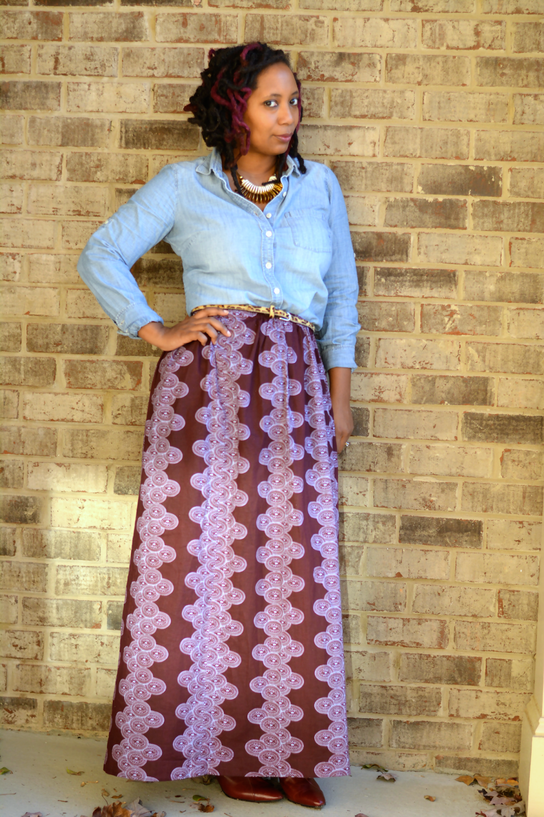 african skirt fashions
