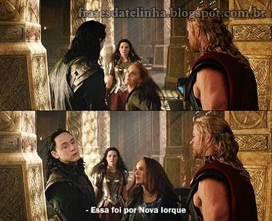 Frases do filme Thor 2