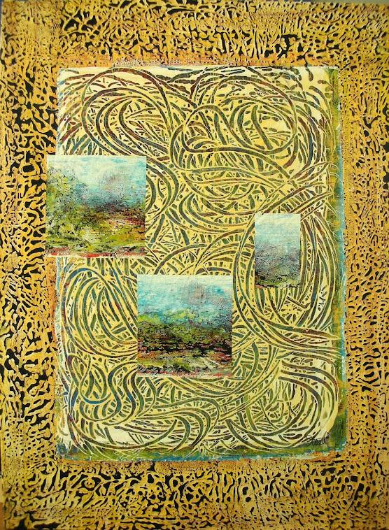 paysages dans le temps