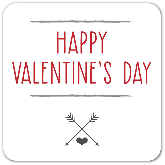 Valentine's Day Berimbau Font Friday Alphabet