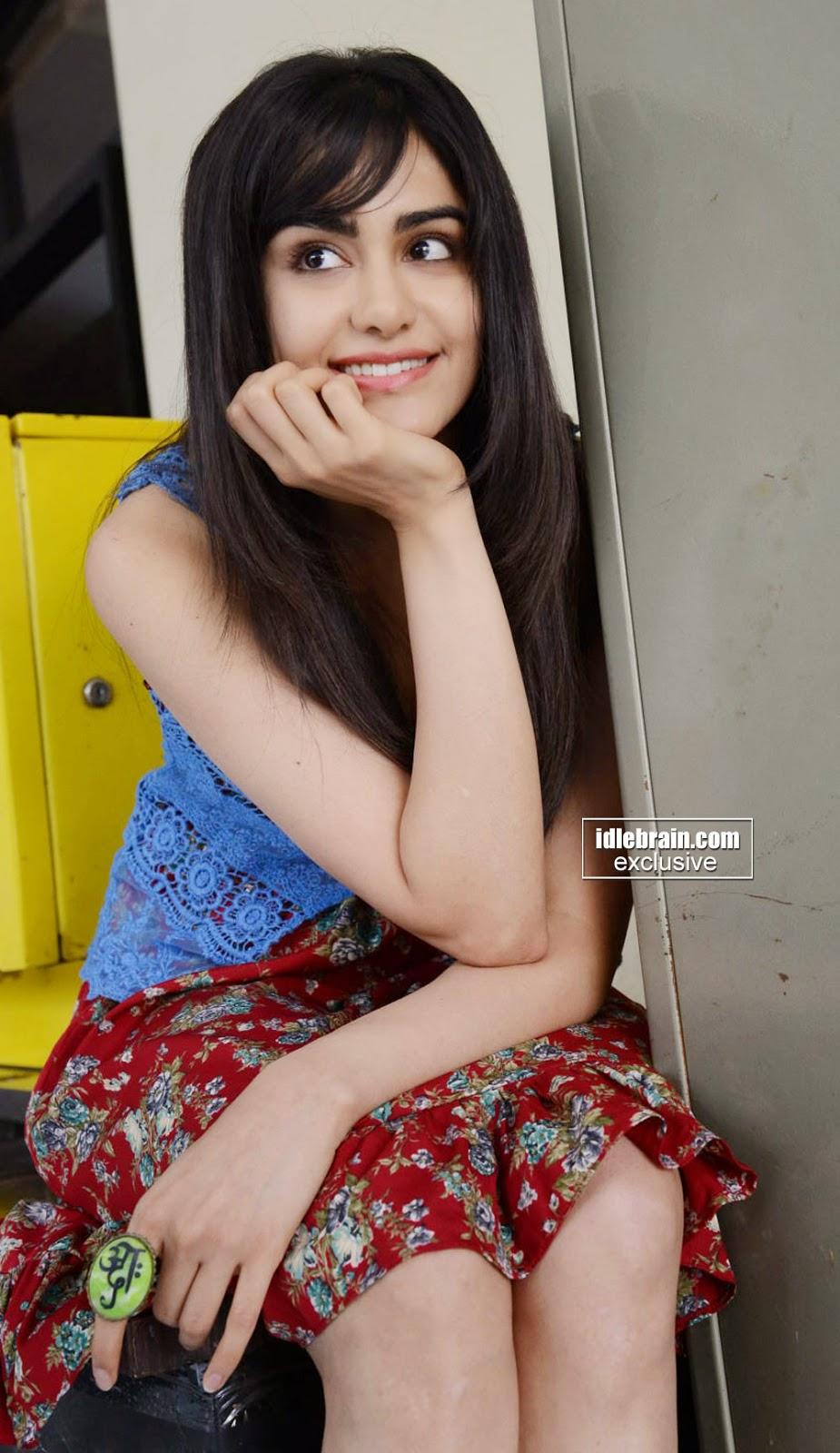 Adah Sharma Actress