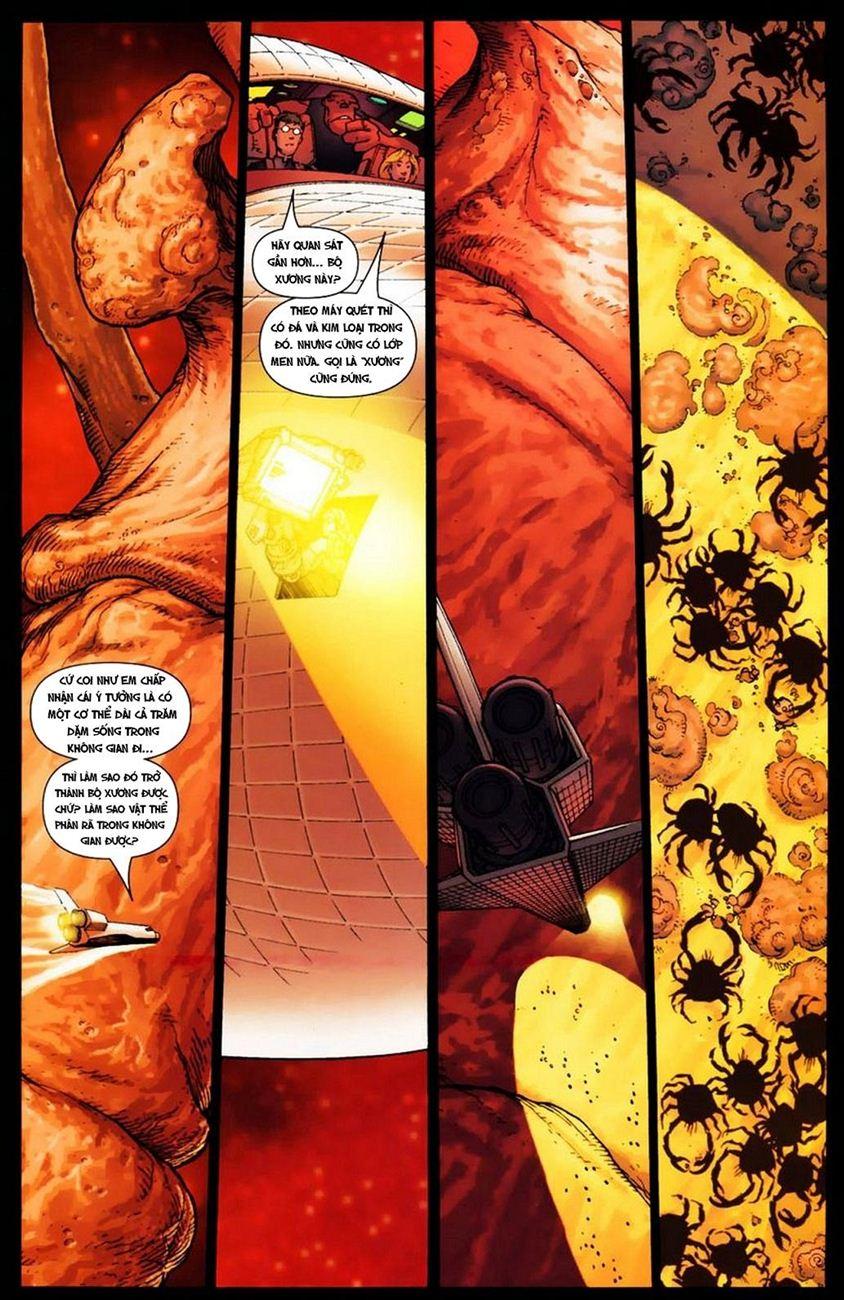 Ultimate Fantastic Four chap 15 - Trang 14