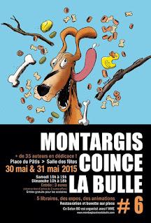 Festival Montargis coince la bulle - 30 et 31 mai 2015