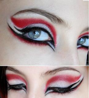 Make Up para Teatro e Dança