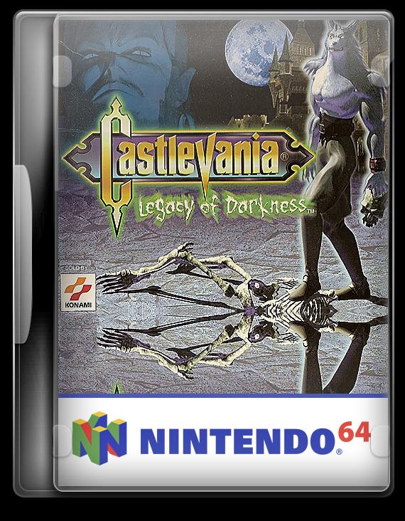 Castlevania Legacy of Darkness N64
