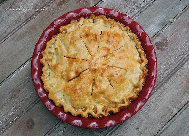 Cooking Creation: How to Make Flaky Pie Crust