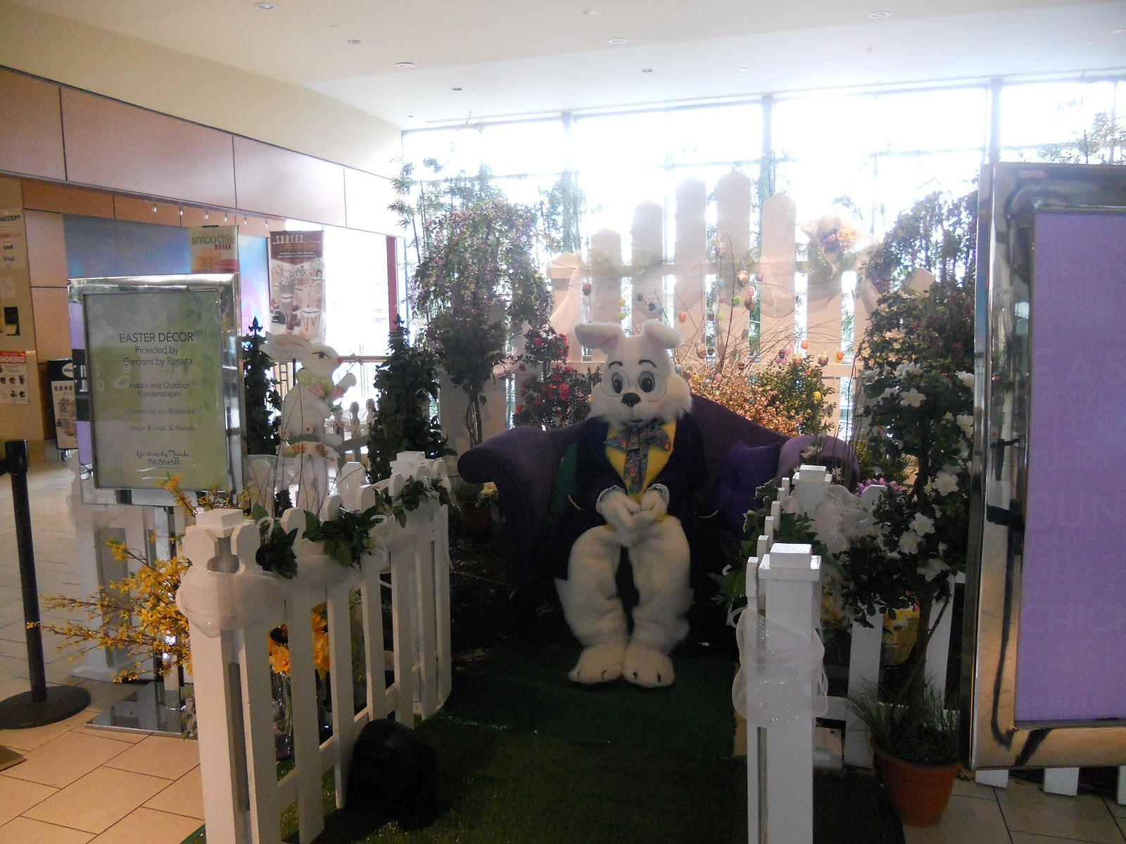 easter at the queens center mall elmhurst ny