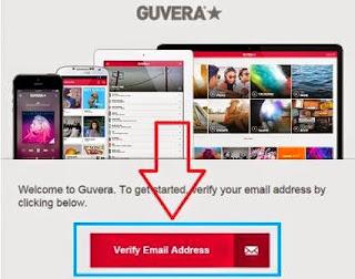 Gambar panduan Cara Download Lagu Di Web Guvera