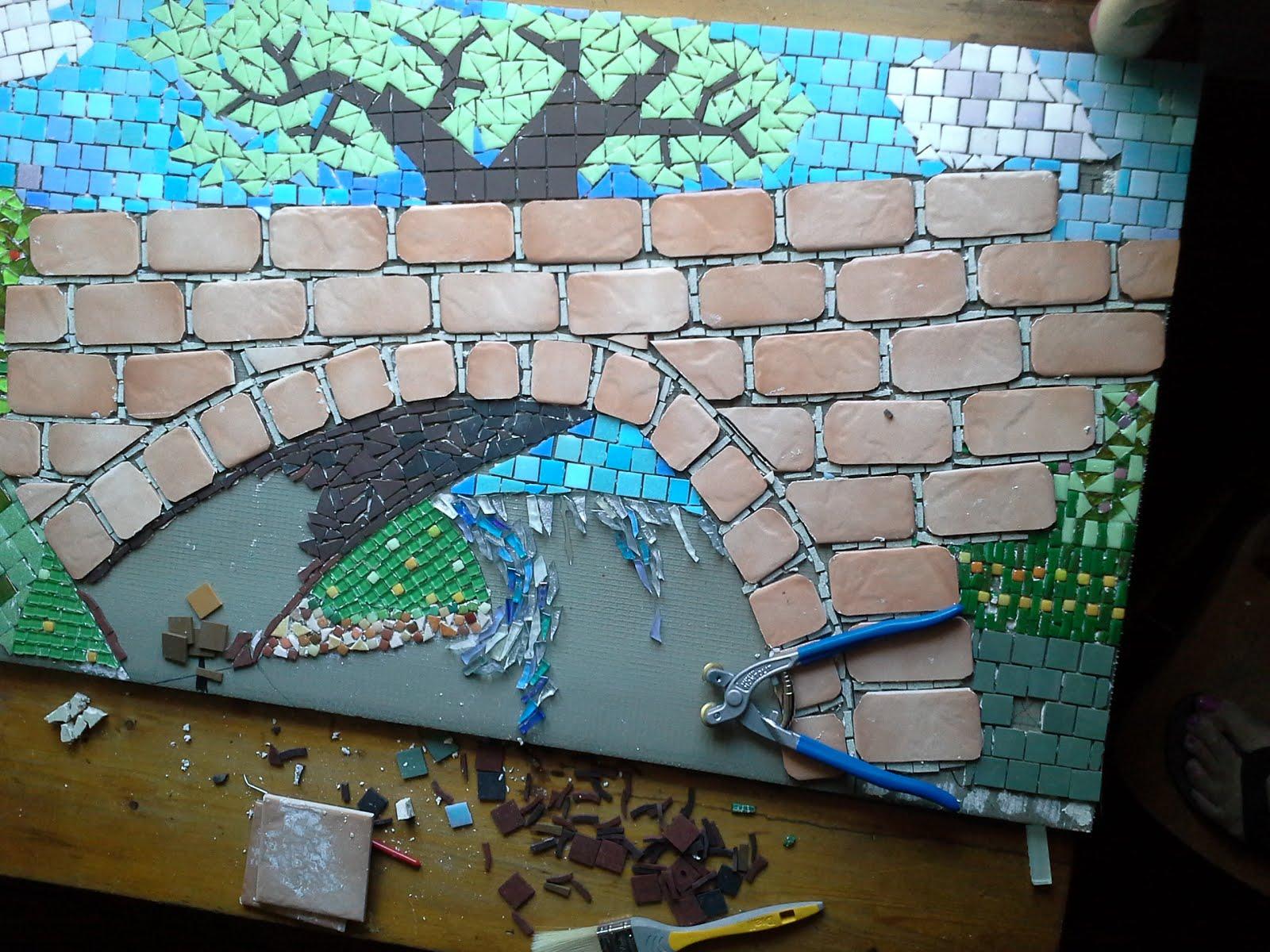 Davenham Village Mosaic