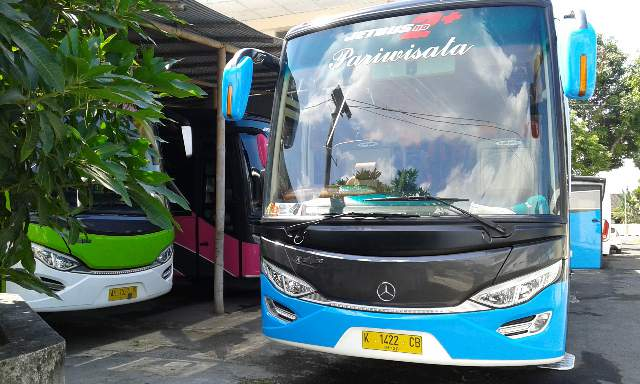 perusahaan sewa bus pariwisata jogja