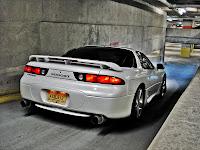 31. Zdjęcia #006: Mitsubishi 3000GT / GTO. staryjaponiec