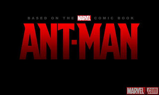 Ant-Man official movie logo