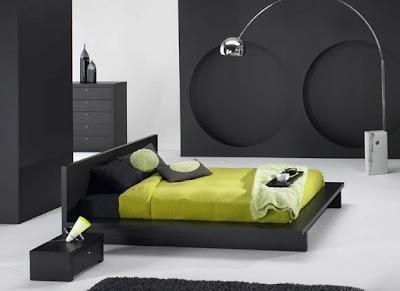 foto dormitorio minimalista