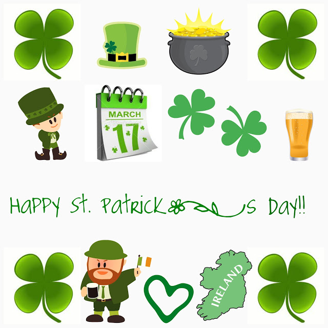 ST PATRICK´S DAY | Dreams of my Little World