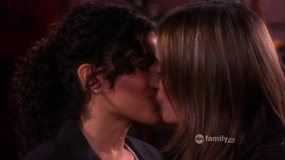 Anne Ramsay Lesbian Kiss, The Secret Life of the American Teenager Watch Online lesbian media